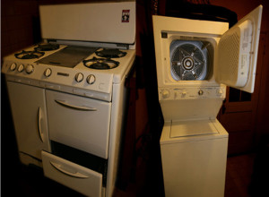Stove-Washer